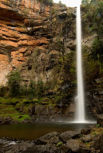 Lonecreek Falls in Sabie